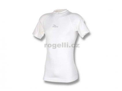 Bezešvé funkční tričko Rogelli, bílé