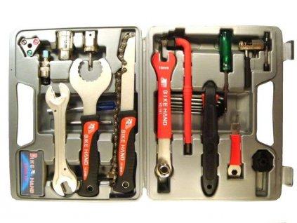 klíče - kufr s nářadím 18ks