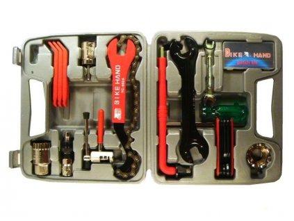 klíče - kufr s nářadím 13ks