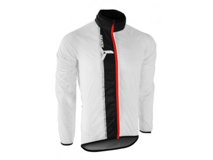SILVINI PÁNSKÁ BUNDA ULTRA LIGHT GELA MJ801 WHITE-BLACK