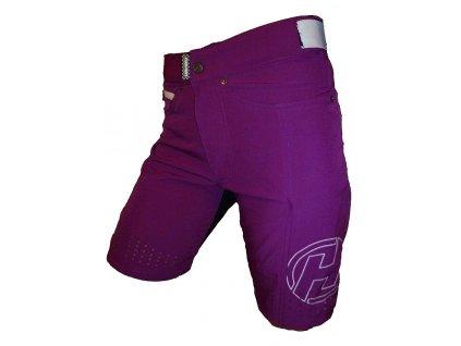 Dámské cyklokraťasy HAVEN AMAZON violet