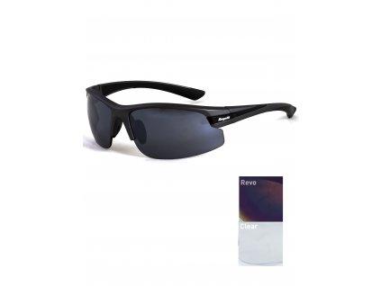 opticke sportovni bryle rogelli skyhawk optic cerne original