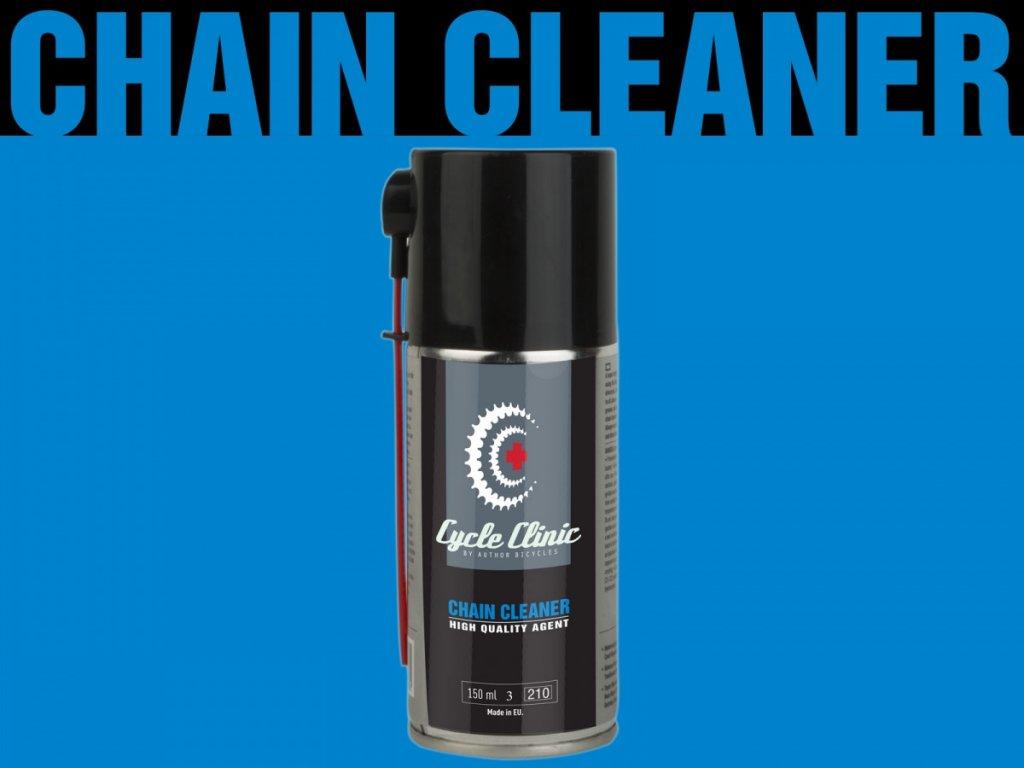 AUTHOR Čistič Cycle Clinic Chain Cleaner aerosol 150 ml