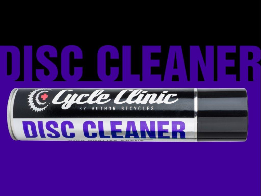AUTHOR Čistič Cycle Clinic Disc Cleaner 400 ml