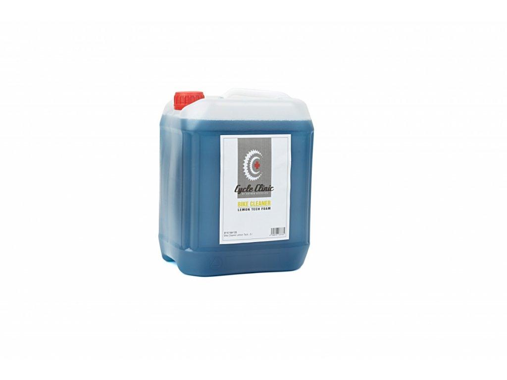 AUTHOR Čistič Cycle Clinic Bike Cleaner LemonTechFoam Service 5 l