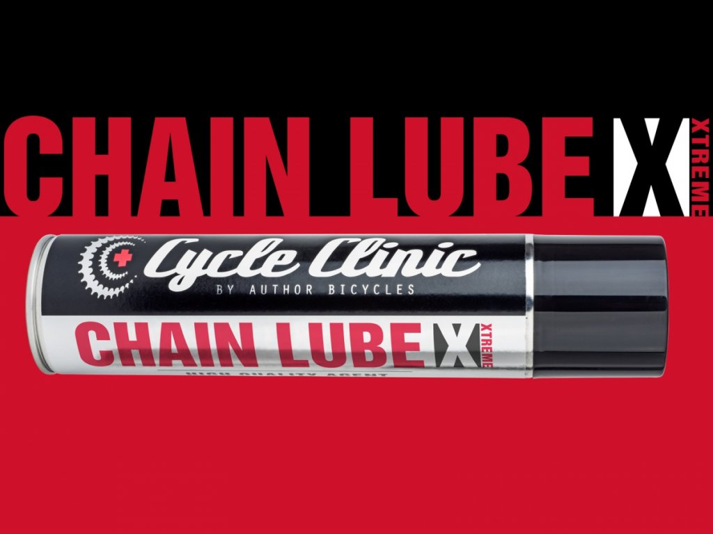 AUTHOR Mazivo Cycle Clinic Chain Lube EXTREME 300 ml