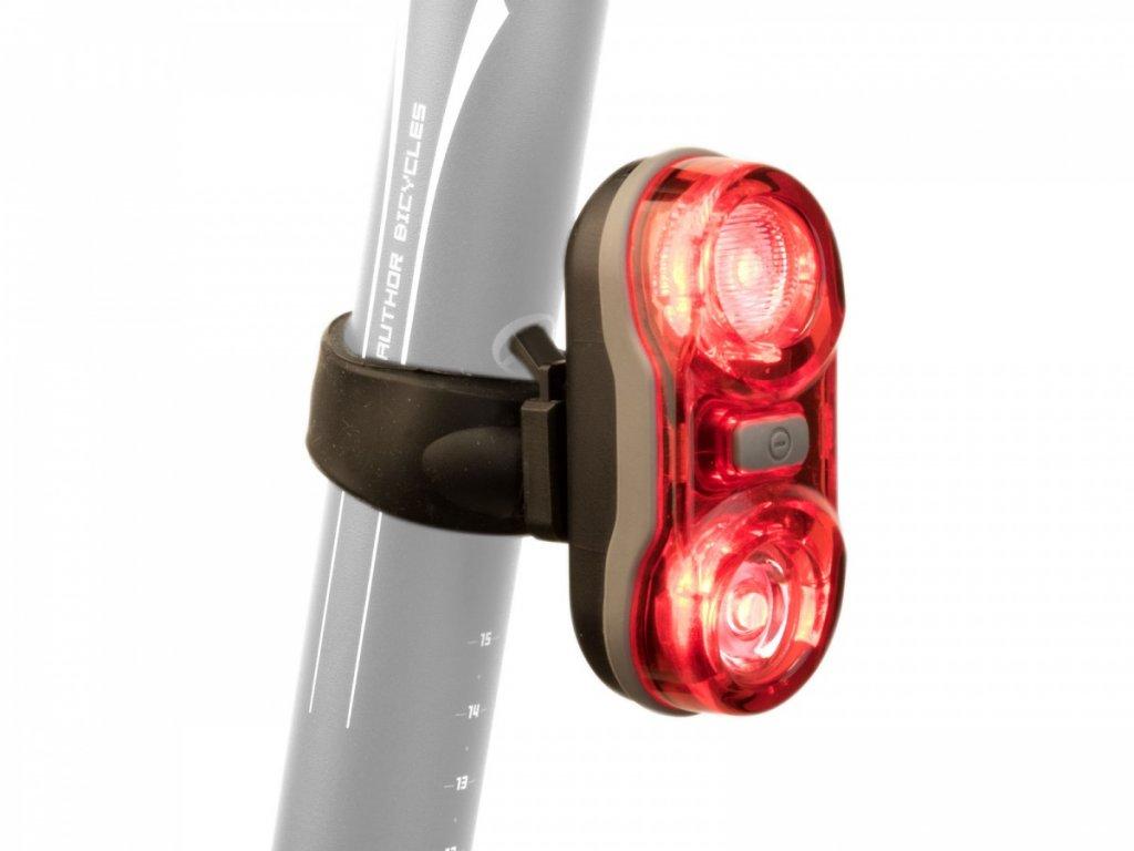 AUTHOR Světlo zad. A-Duplex X7 20 lm