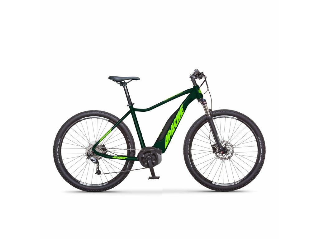 Apache Hawk Bosch Active Plus dark green 2021
