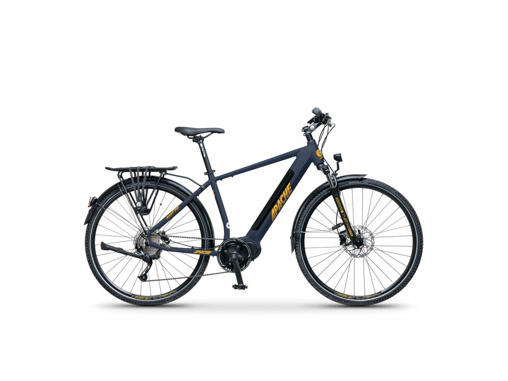 Apache Matto Tour MX1 dark blue 2021