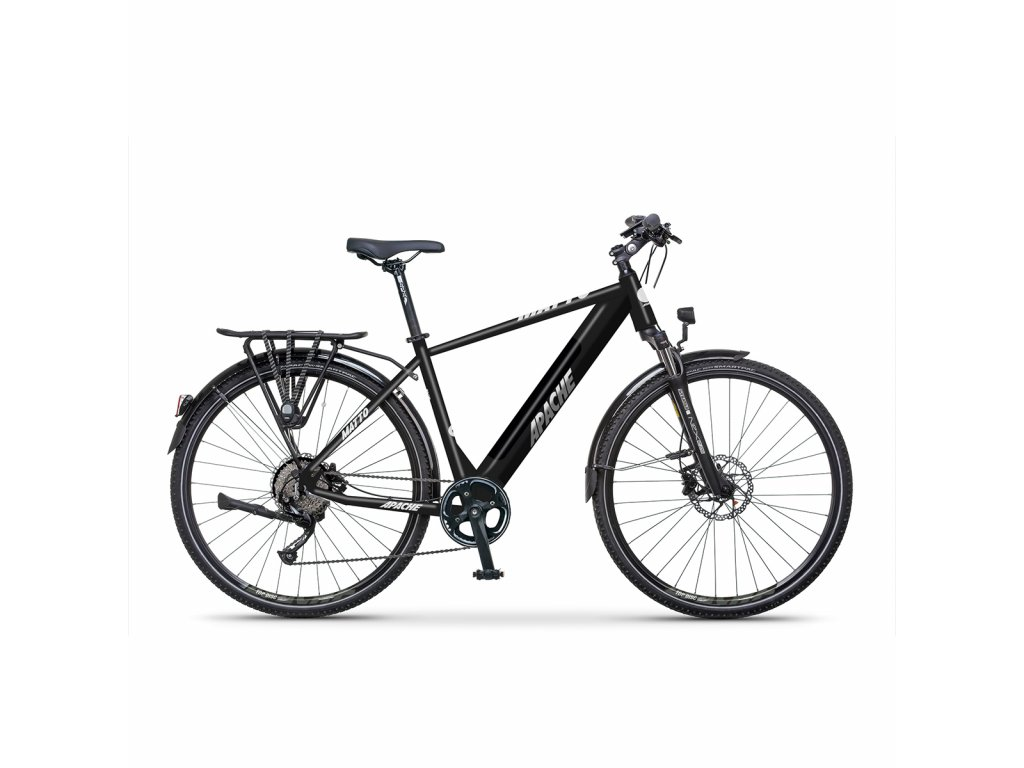 Apache Matto Tour E5 dark gray 2021