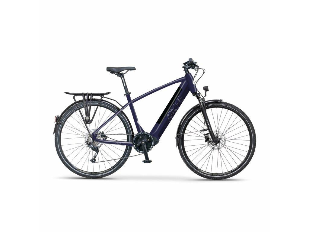 Apache Wakan Tour MX5 dark pearl blue 2021