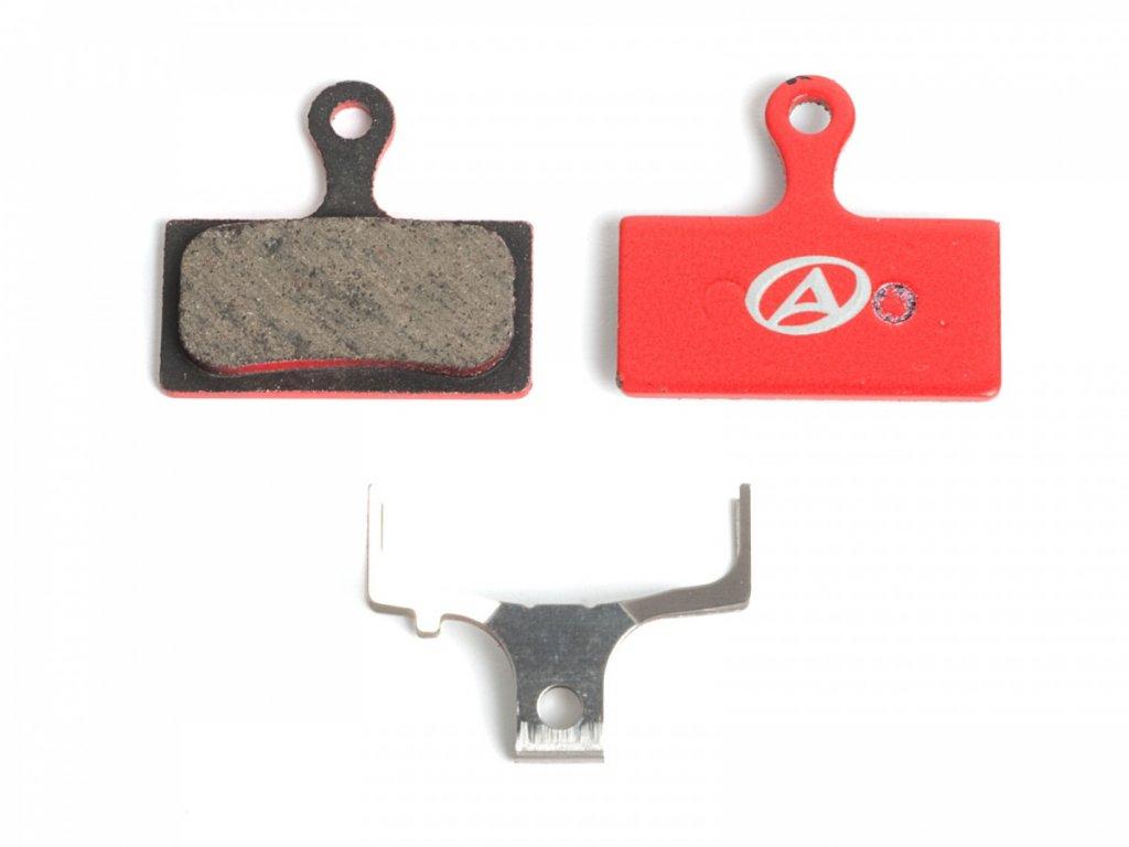 AUTHOR Brzdové destičky ABS-26 Shi G01
