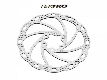 TEKTRO Kotouč TK-TR140-22