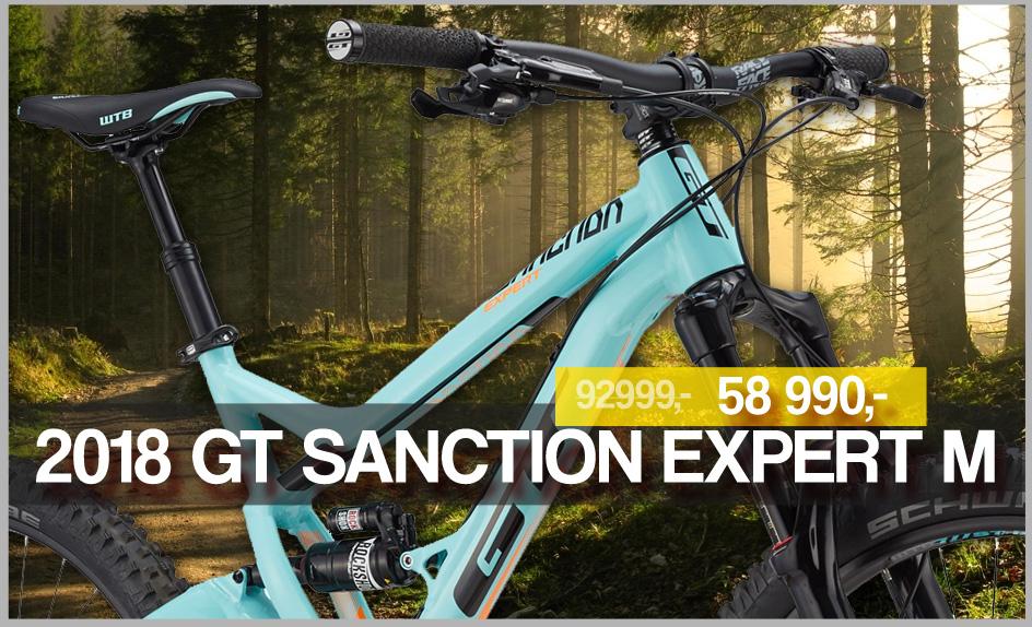 2018 GT Sanction Expert M