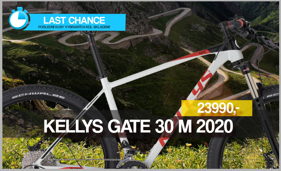KELLYS GATE 30 M 2020 - LAST CHANCE
