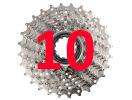 10 rychlostí