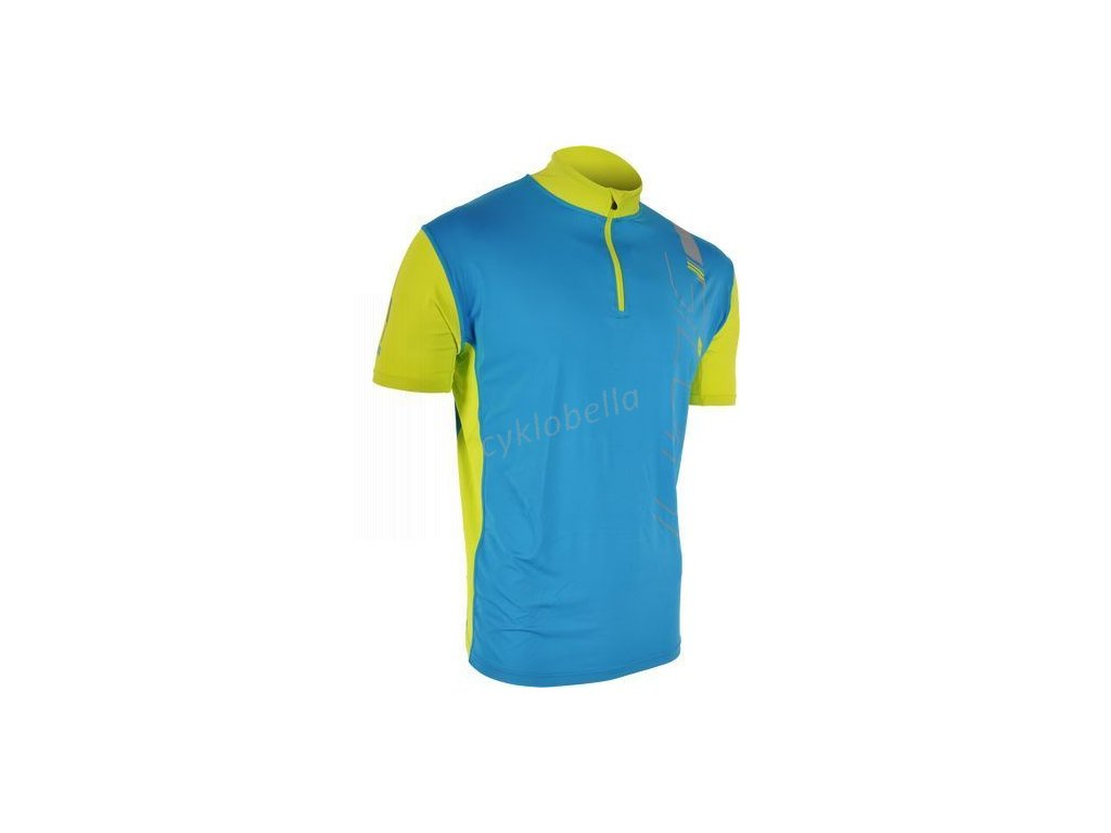 silvini pansky cyklisticky dres maglia md375 lake lime