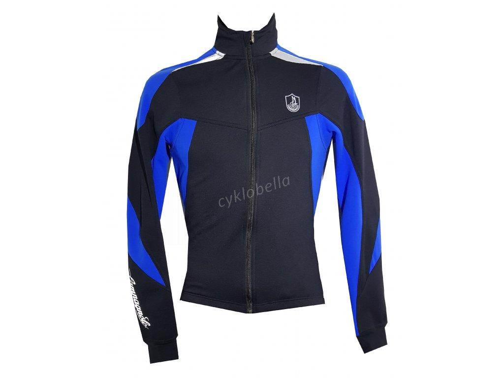 zimní pánská cyklistická bunda CAMPAGNOLO Raytech Thermo Txn vel. L