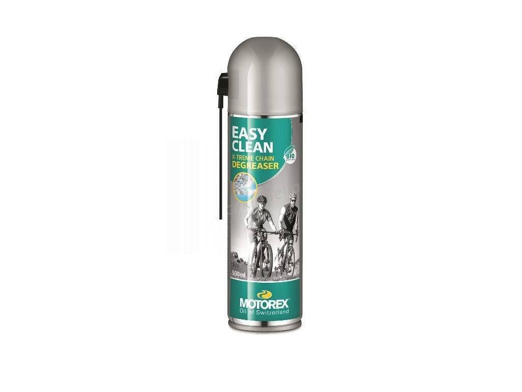 MOTOREX EASY CLEAN SPREJ 500ml Množ. Uni