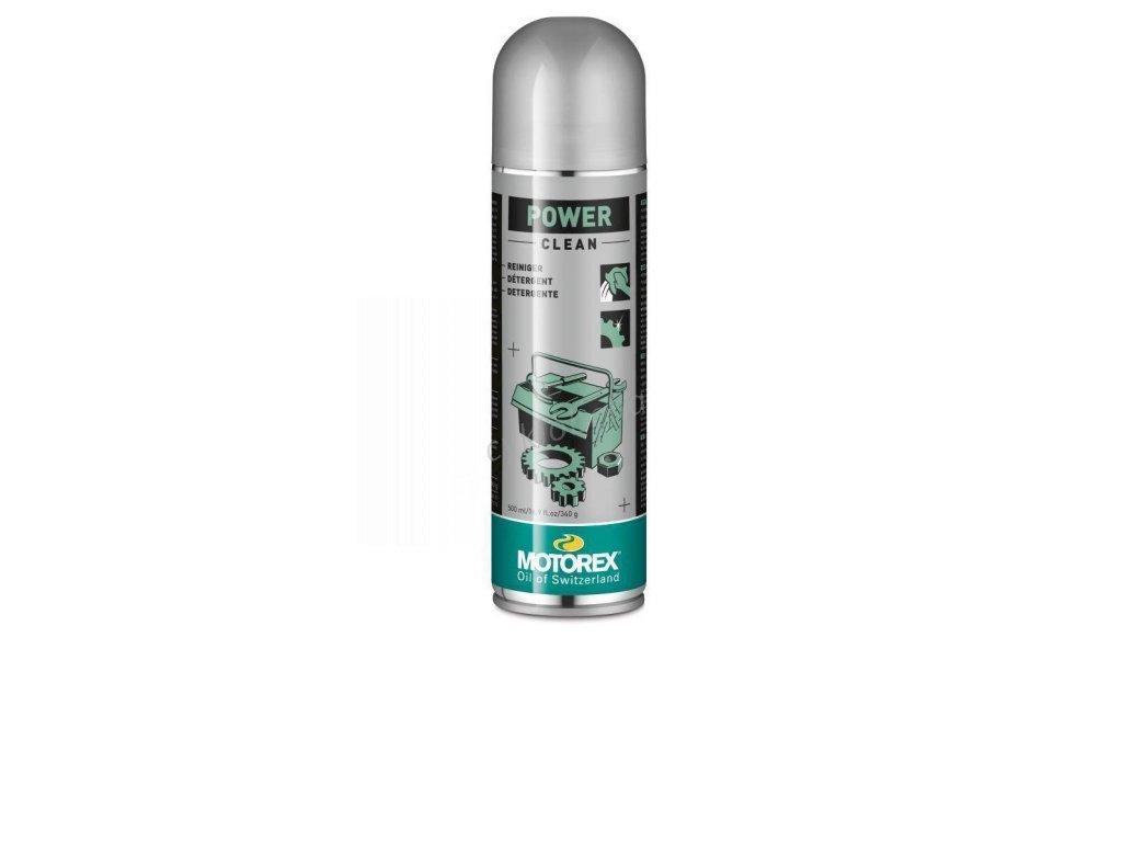MOTOREX POWER CLEAN 500ml Množ. Uni