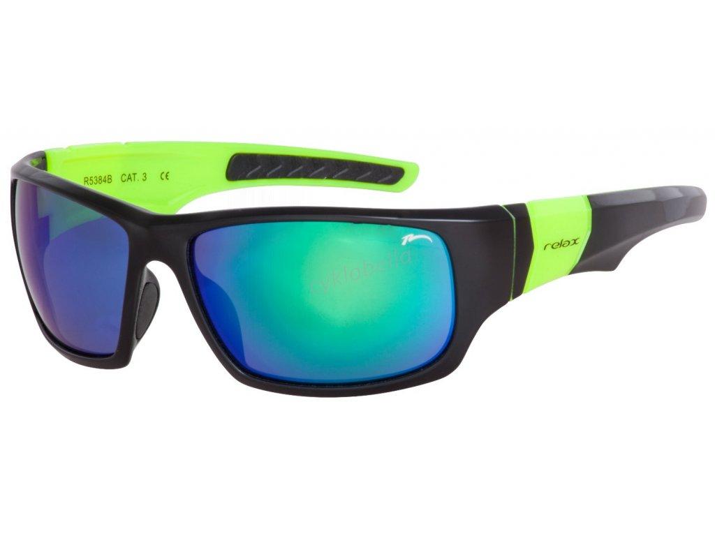 Sportovní sluneční brýle Relax Hibernia R5384B