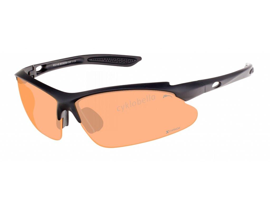 Sportovní sluneční brýle Relax Mosera R5314B