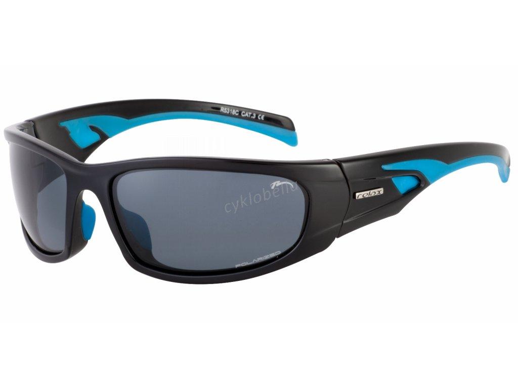 Sportovní sluneční brýle Relax Nargo R5318C