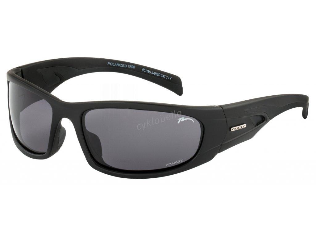 Sportovní sluneční brýle Relax Nargo R5318G