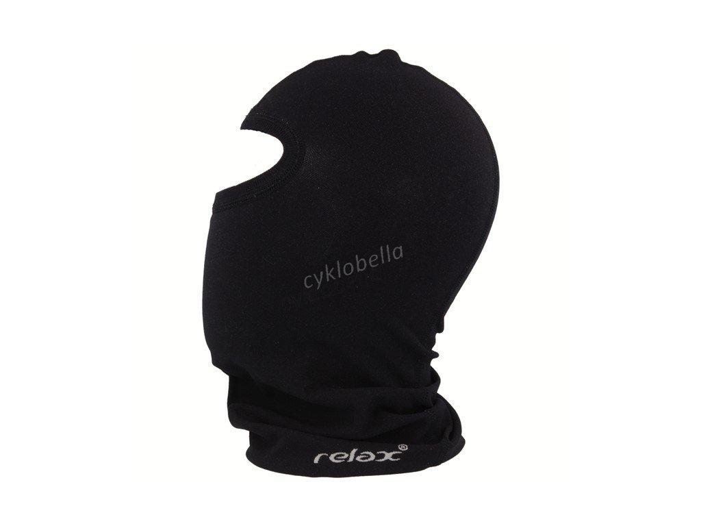 Zimní kukla Relax BALAC černá   RK04A/S