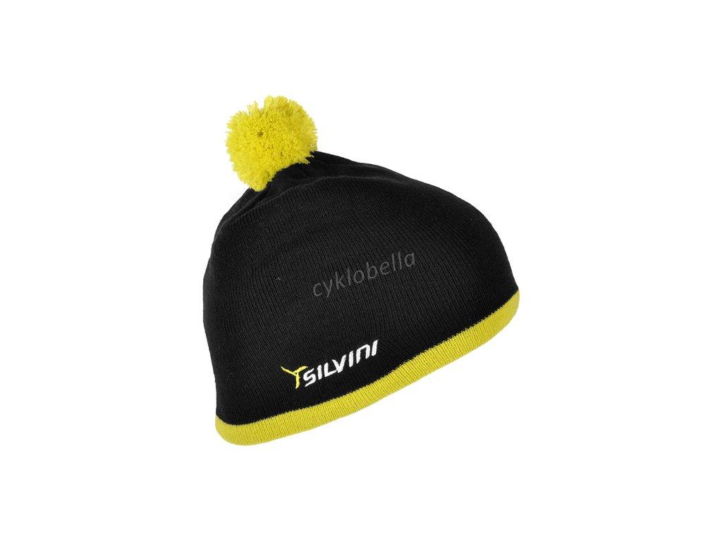 zimní pletená čepice Tegrafo