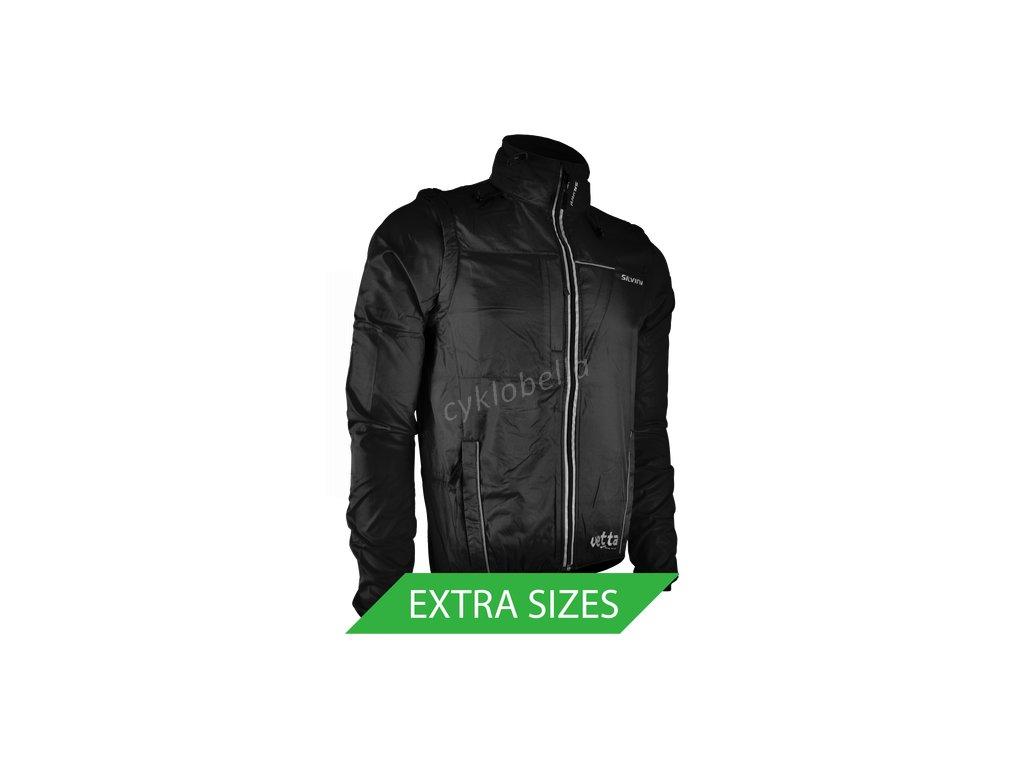 Pánská bunda na kolo Vetta