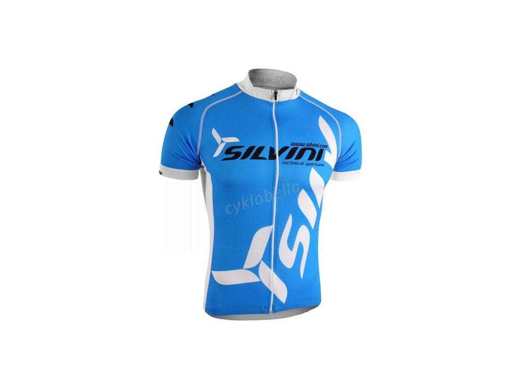 Pánský cyklodres Team