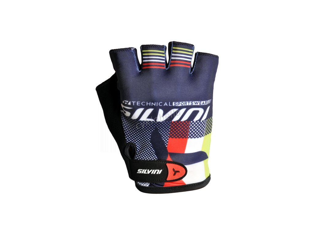 cyklo rukavice Team