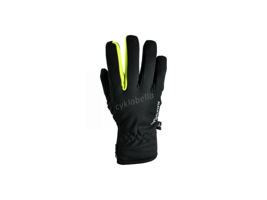 Pánské Softshellové rukavice Trelca