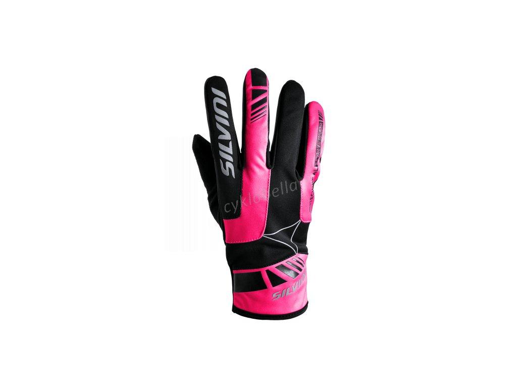 Dámské softshellové rukavice Contu