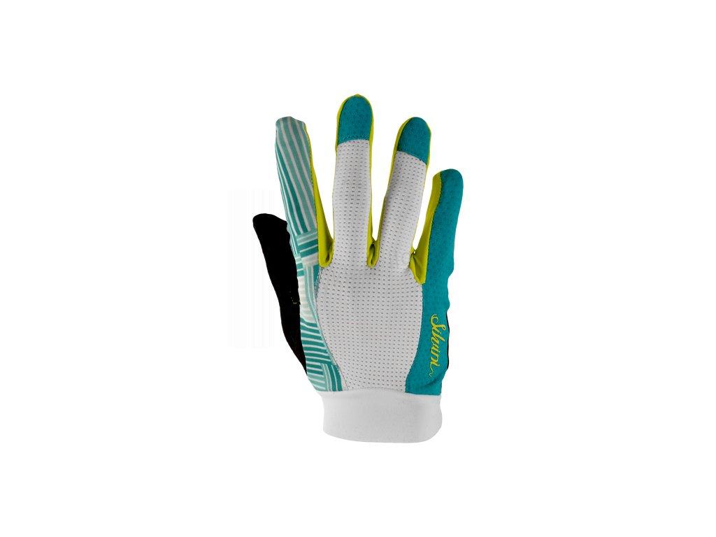 Dámské cyklistické rukavice Fiora