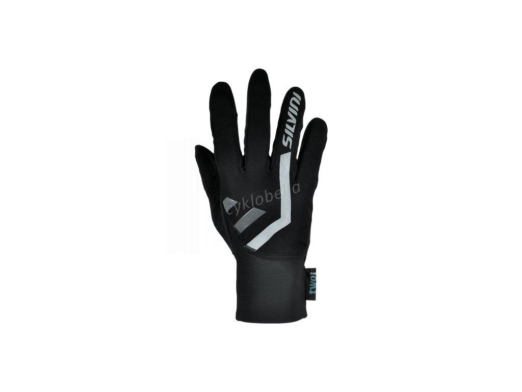 Softshellové rukavice Tiber