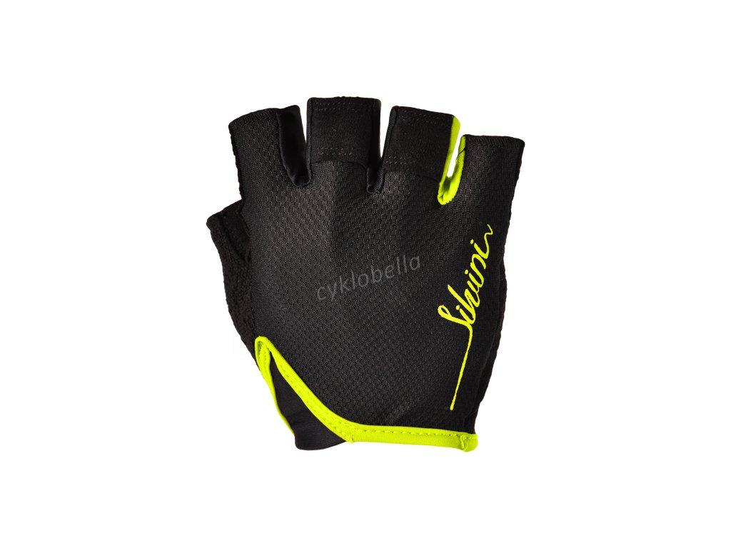Dámské cyklistické rukavice Vara