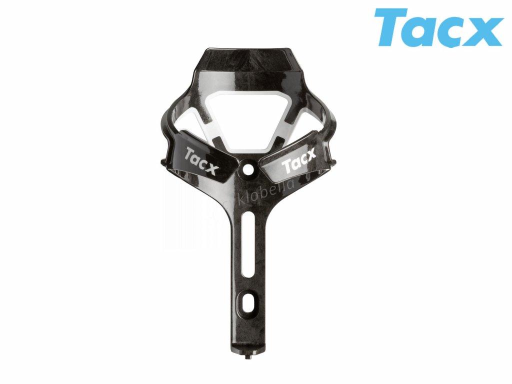 Košík TACX Ciro  (bílá/karbon)