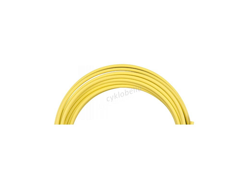 Hadice hydraulické brzdy PRO-T Plus AGR Ultimate 5mm (7,6m) - žlutá