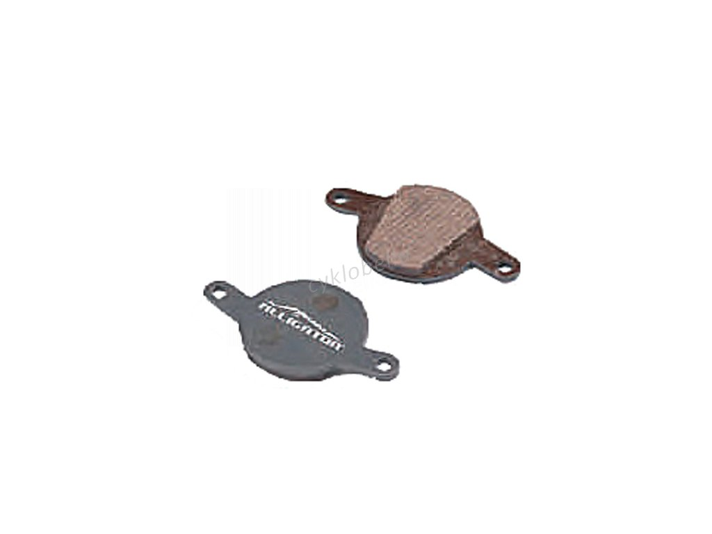 Brzdové destičky PRO-T Plus AGR Semi-Metallic na Magura Clara 2001 - 2002