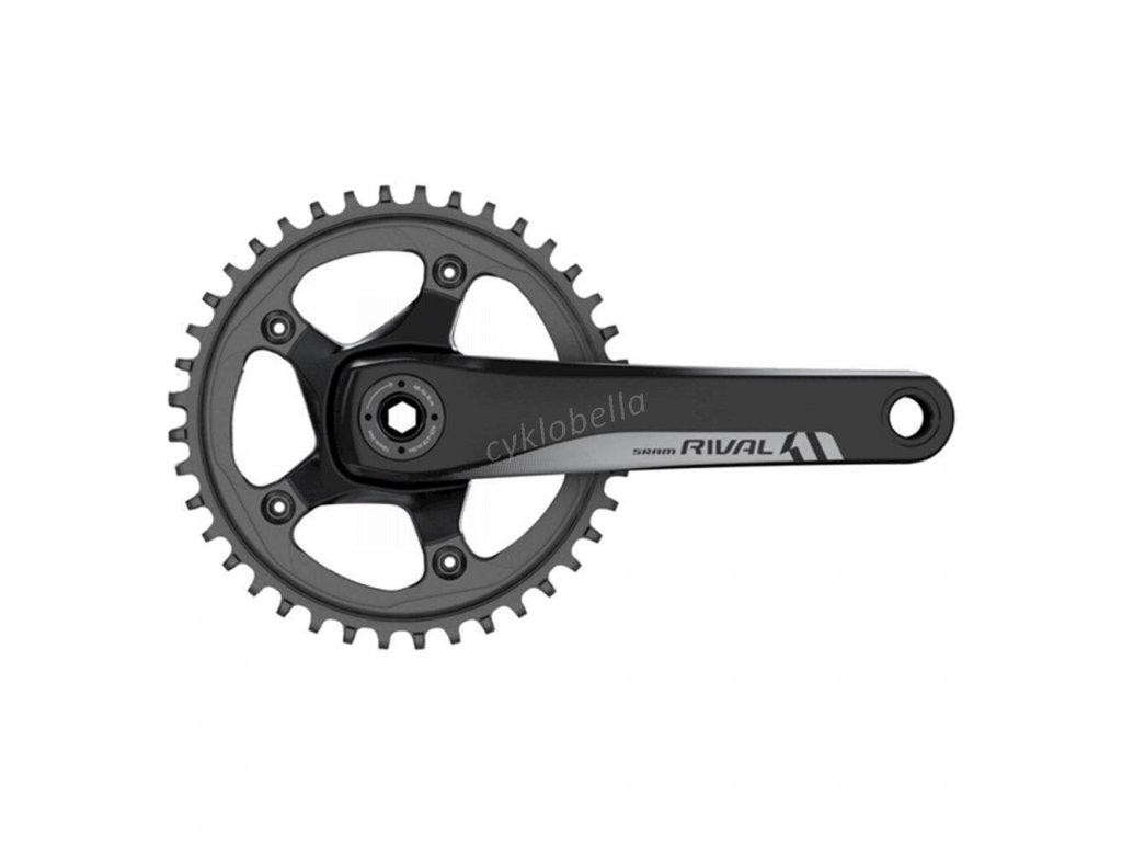 SRAM AM FC RIVAL1 BB30 175 42T XSYNC NO BB