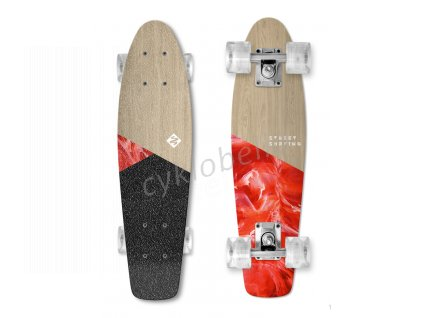 Skateboard Street Surfing BEACH BOARD WOOD Bloody Mary