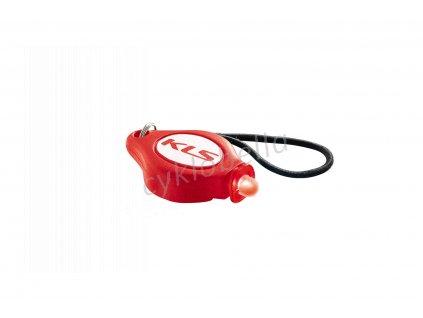 Bezp. osvětlení LED KLS PULSAR red