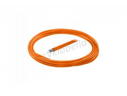 Bowden brzdový KLS 250 cm orange, OEM