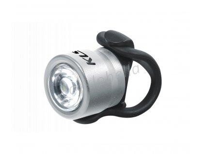 Osvětlení přední KLS IO F, silver