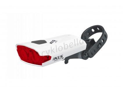 Osvětlení zadní dobíjecí KLS INDEX R, white