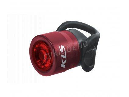 Osvětlení zadní KLS IO R, red