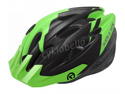 Přilba BLAZE 018 green S/M matt