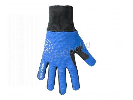 Zimní rukavice KELLYS FROSTY NEW blue M